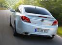 Фото авто Opel Insignia A, ракурс: 180 цвет: белый