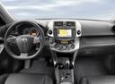 Фото авто Toyota RAV4 3 поколение [рестайлинг], ракурс: торпедо