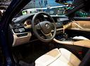 Фото авто Alpina D5 F10/F11, ракурс: торпедо