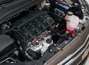 Фото авто Chevrolet Prisma 2 поколение, ракурс: двигатель
