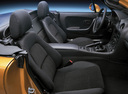 Фото авто Mazda MX-5 NB [рестайлинг], ракурс: салон целиком