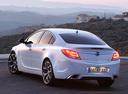 Фото авто Opel Insignia A, ракурс: 135 цвет: белый