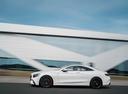 Фото авто Mercedes-Benz S-Класс W222/C217/A217 [рестайлинг], ракурс: 90 цвет: белый