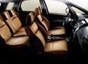 Фото авто Fiat Sedici 1 поколение [рестайлинг], ракурс: салон целиком