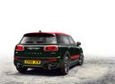 Фото авто Mini Clubman 2 поколение, ракурс: 225 цвет: зеленый