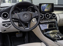 Фото авто Mercedes-Benz C-Класс W205/S205/C205, ракурс: торпедо
