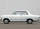Фото авто Opel Kadett B, ракурс: 90