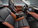 Фото авто Toyota RAV4 4 поколение, ракурс: салон целиком