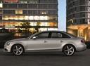Фото авто Audi A4 B8/8K [рестайлинг], ракурс: 90 цвет: серебряный