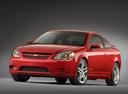 Фото авто Chevrolet Cobalt 1 поколение [рестайлинг], ракурс: 45
