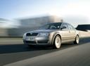 Фото авто Skoda Superb 1 поколение [рестайлинг], ракурс: 45