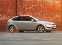 Фото авто Ford Focus 2 поколение [рестайлинг], ракурс: 315 цвет: серебряный