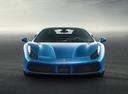 Фото авто Ferrari 488 1 поколение,  цвет: синий