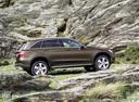 Фото авто Mercedes-Benz GLC-Класс X253/C253, ракурс: 225 цвет: коричневый