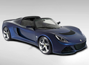 Фото авто Lotus Exige Serie 3, ракурс: 315 цвет: синий