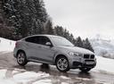 Фото авто BMW X6 F16, ракурс: 315 цвет: серый
