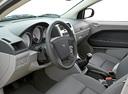 Фото авто Dodge Caliber 1 поколение, ракурс: рулевое колесо