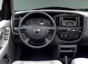 Фото авто Mazda Tribute 1 поколение, ракурс: торпедо