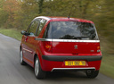 Фото авто Peugeot 1007 1 поколение, ракурс: 180
