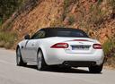 Фото авто Jaguar XK X150 [2-й рестайлинг], ракурс: 135 цвет: белый