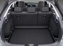 Фото авто Mitsubishi Lancer X [2-й рестайлинг], ракурс: багажник цвет: серебряный