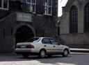 Фото авто Toyota Corolla E100, ракурс: 225 цвет: серебряный
