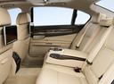 Фото авто BMW 7 серия F01/F02 [рестайлинг], ракурс: задние сиденья