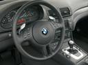Фото авто BMW 3 серия E46 [рестайлинг], ракурс: рулевое колесо