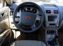 Фото авто Geely Emgrand EC7 1 поколение, ракурс: рулевое колесо