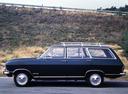 Фото авто Opel Kadett B, ракурс: 90 цвет: черный