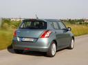Фото авто Suzuki Swift 4 поколение, ракурс: 225 цвет: зеленый