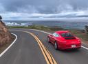 Фото авто Porsche 911 991 [рестайлинг], ракурс: 135 цвет: красный