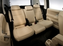 Фото авто Skoda Roomster 1 поколение, ракурс: задние сиденья