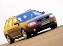 Фото авто Audi A6 4B/C5, ракурс: 315 цвет: вишневый