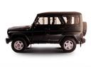 Фото авто УАЗ Hunter 1 поколение, ракурс: 90 - рендер цвет: черный