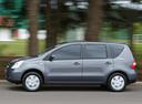 Фото авто Nissan Livina 1 поколение, ракурс: 90
