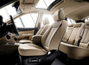 Фото авто Hyundai Santa Fe CM [рестайлинг], ракурс: салон целиком