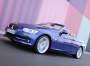 Фото авто BMW 3 серия E90/E91/E92/E93 [рестайлинг], ракурс: 45 цвет: синий