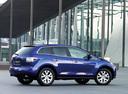 Фото авто Mazda CX-7 1 поколение, ракурс: 225 цвет: синий