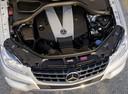 Фото авто Mercedes-Benz M-Класс W166, ракурс: двигатель