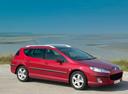 Фото авто Peugeot 407 1 поколение, ракурс: 270