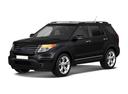 Подержанный Ford Explorer, черный металлик, цена 1 250 000 руб. в Ульяновской области, отличное состояние