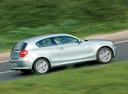 Фото авто BMW 1 серия E81/E82/E87/E88 [рестайлинг], ракурс: 270 цвет: серебряный