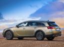 Фото авто Opel Insignia A [рестайлинг], ракурс: 90 цвет: бежевый