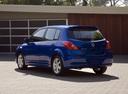 Фото авто Nissan Versa 1 поколение [рестайлинг], ракурс: 135