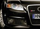 Фото авто Audi RS 4 B7, ракурс: передняя часть