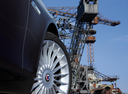Фото авто Alpina D5 F10/F11, ракурс: колесо