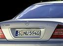 Фото авто Mercedes-Benz S-Класс W220 [рестайлинг], ракурс: задняя часть