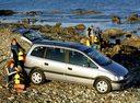 Фото авто Opel Zafira A, ракурс: 270