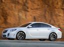 Фото авто Opel Insignia A, ракурс: 90 цвет: белый